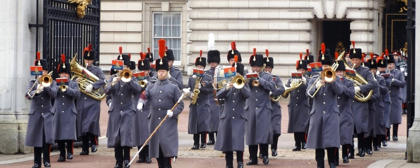 Konzert der Band of the Royal Artillery am 13. Juli